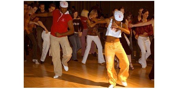 Za 1393 Kč se naučte Salsu hříšný latinsko-americký tanec v hodnotě 1990 Kč