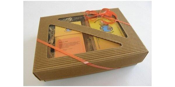 149 Kč za dárkovou kazetu s 5 druhy vánočního koření v hodnotě 279 Kč