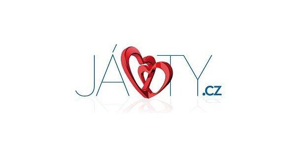 149 Kč za roční členství na Já-Ty.cz, seznamovacím portálu v hodnotě 299 Kč