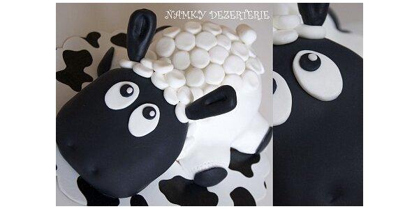 990 Kč za designový 3D dort na Vaši oslavu v původní hodnotě 1500 Kč
