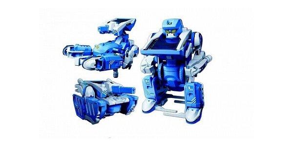 199 Kč za solární stavebnici 3v1 - Robot, Škorpion a Tank v hodnotě 379 Kč