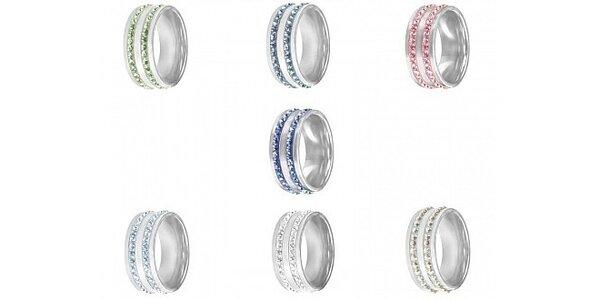 399 Kč za prsten s krystaly Swarovski TRIBAL v původní hodnotě 590 Kč