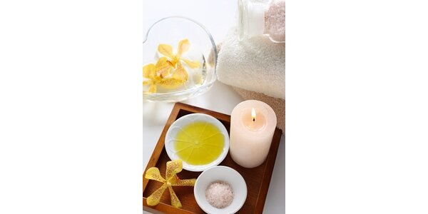490 Kč za masáž vonnou svíčkou - Candella massage - v hodnotě 950 Kč