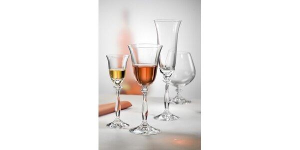 Poukaz na nákup skleniček Bohemia Crystalex v hodnotě 500 Kč