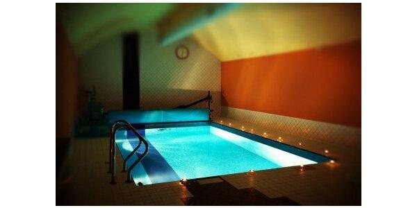 Privátní bazén a saunu u Václavského náměstí v hodnotě 760 Kč