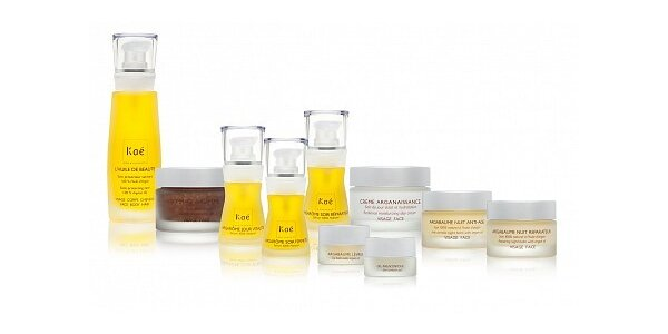 400 Kč za 60ti minutové kosmetické ošetření biokosmetikou Kaé v ceně 750 Kč