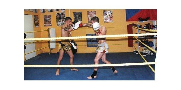 199 Kč za 3 vstupy na trénink libovolného bojového umění v hodnotě 450 Kč