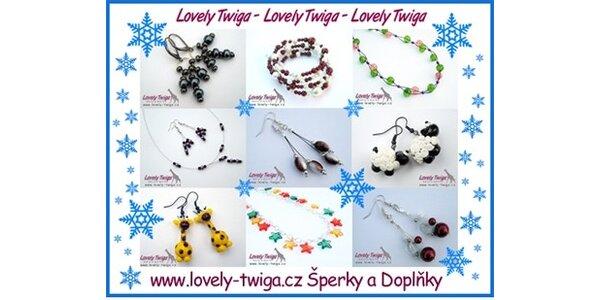 150 Kč za nákup v E-shopu Lovely Twiga v hodnotě 250 Kč