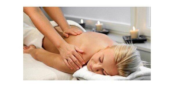 200 Kč za aromaterapeutickou masáž v délce 30 minut v hodnotě 300 Kč