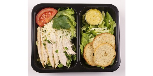 1295 Kč za krabičkovou dietu Labužník od Diety do domu na týden pro ženy