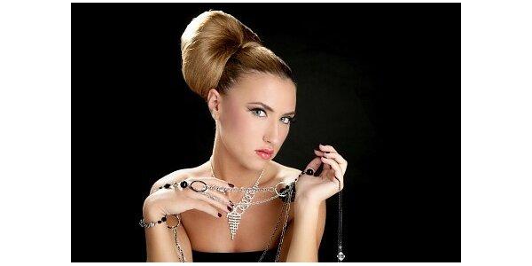 220 Kč za nákup šperků dle vlastního výběru v hodnotě 400 Kč