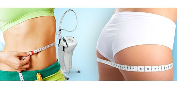 499 Kč za 60minutovou proceduru s liposukcí, lymfodrenáží a konzultací!