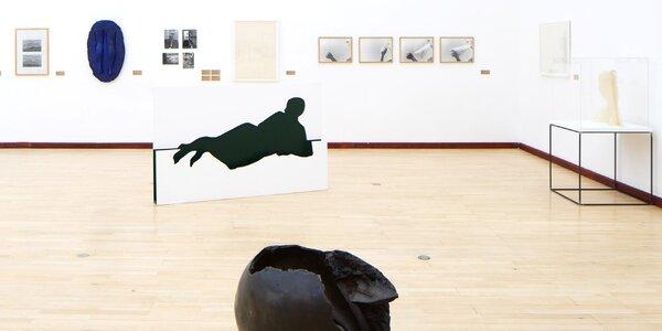 Vstupy do objektů Galerie hlavního města Prahy