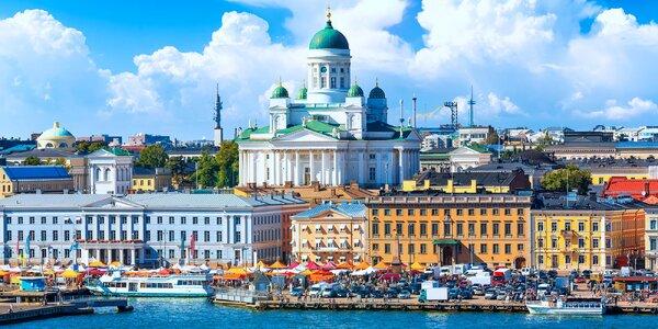 Zájezd do Pobaltí: Riga, Vilnius, Tallin i Helsinki