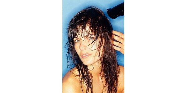 Dámský střih vlasů s kompletní úpravou jen za 199 Kč v Salónu DELUXE