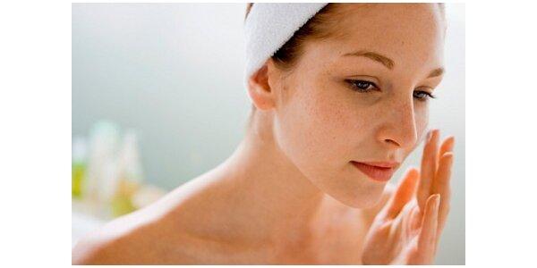 Kosmetické ošetření přírodní kosmetikou La Chévre, Le Chaton + parafín