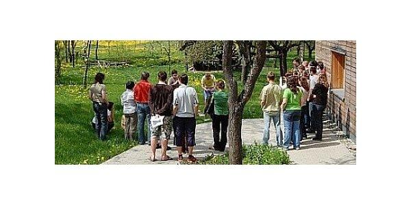 Zelená dovolená po stopách prince Charlese - ekologické ubytování, Hostětín