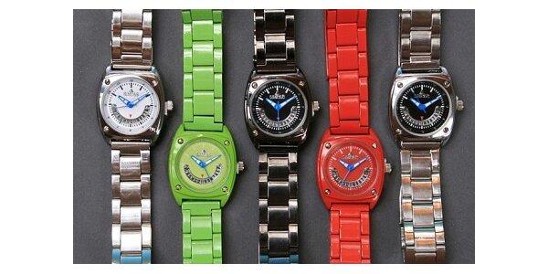 Exkluzivní cena 279 Kč za dámské hodinky SIMPAR v hodnotě 990 Kč