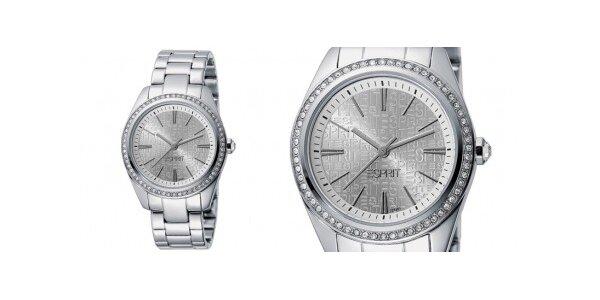 Dámské elegantní hodinky z nerezové oceli Esprit
