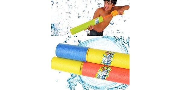 Jen 29 Kč za Water Shooter vodní pěnovou stříkačku pro letní radovánky