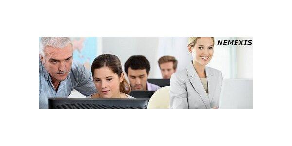 Tři hodiny počítačového poradenství u vás doma nebo v kanceláři