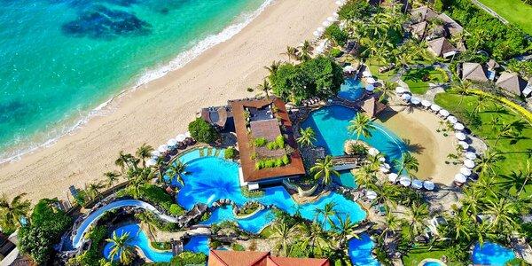 5* Hilton Bali Resort se snídaní