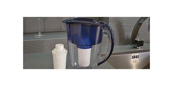 Filtrační konvice Aquaphor PRESTIŽ s filtrační vložkou navíc za 555 Kč