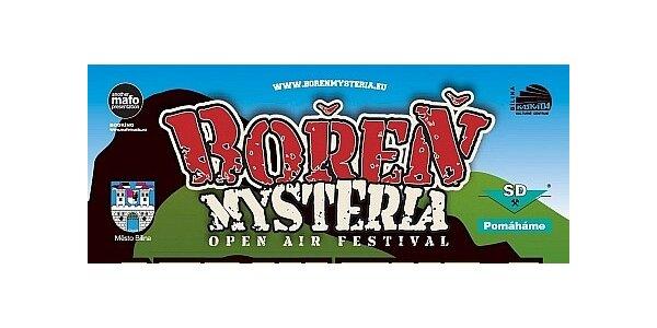 Bořeň Mysteria Open Air 2012 15.6. - 16.6.2012