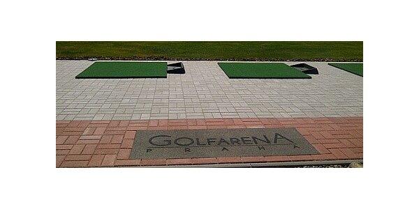 Zkušební hodina golfu s trenérem, zdokonalení hry pro golfisty s HCP