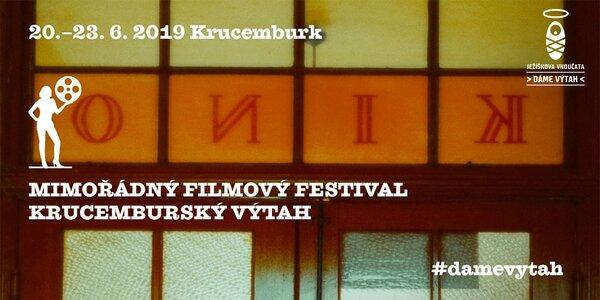 Akreditace na filmový festival Krucemburský výtah