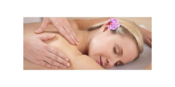 Havajská masáž Lomi Lomi v délce 40 minut