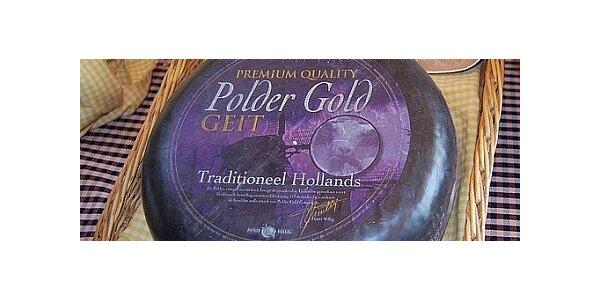 Luxusní 14 měsíční kozí gouda v původní hodnotě 250 Kč