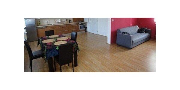 Ubytování v apartmánu v lázních Mšené až pro 5 osob na 7 nocí za 7 000 Kč