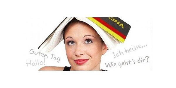 Letní intenzivní kurz němčiny v hodnotě 2590 Kč