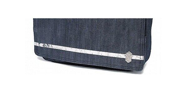 """Stylová džínová brašna GOLLA na notebook do velikosti 11,6"""" – pouze 899 Kč"""