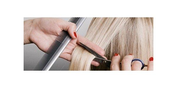 Střih vlasů včetně kompletní úpravy a poradenství
