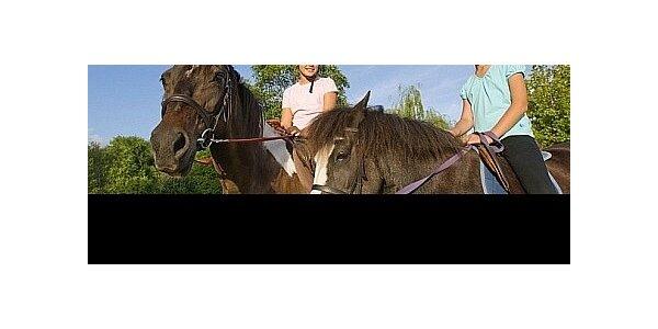 7denní tábor plný dobrodružství, jízdy na koních a sportovních aktivit