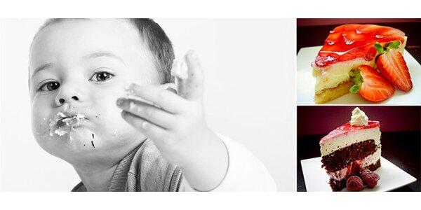 DVA vstupy do dětského koutku ise sladkým občerstvením