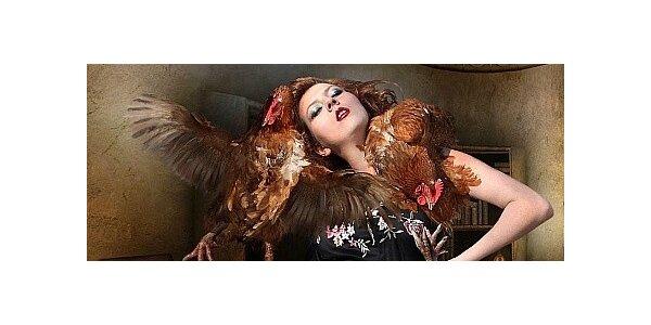 Workshop Umělecká módní fotografie pro smrtelníky jen za 600 Kč