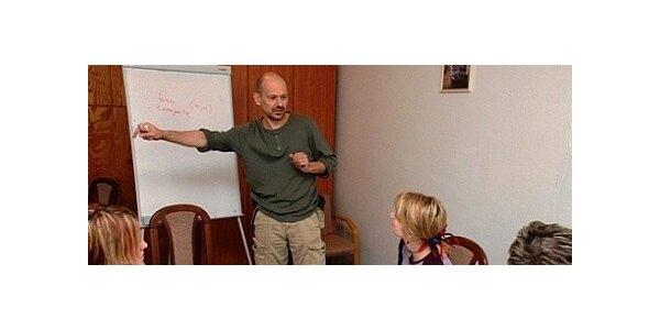 Týdenní intenzivní kurz angličtiny v Jeseníkách 22 - 28 července 2012