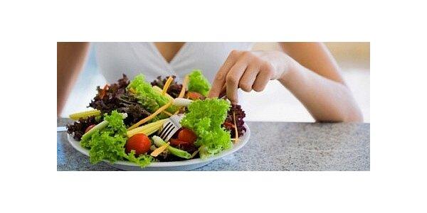 Konzultace s výživovým poradcem s letní slevou 75 %