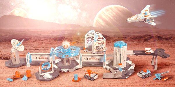 Interaktivní stavebnice HexBug s nanobrouky