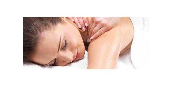 Relaxační a regenerační masáž zad