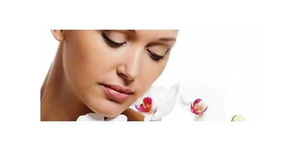 Ošetření pleti luxusní kosmetikou včetně minikurzu péče o pleť