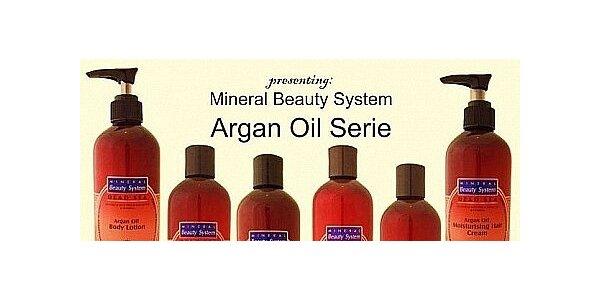 Vysoce kvalitní kosmetika s minerály z Mrtvého moře (šampon + tělové mléko)