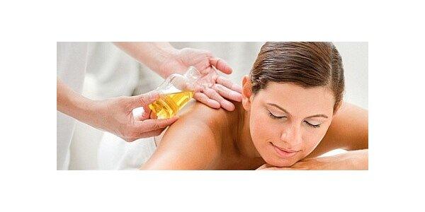 Relaxační masáže Třinec dle výběru v délce 120 minut