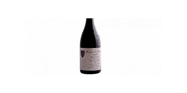 Hospices de Beaune 1998 Premier Cru - kvalitní červené víno z Burgundska