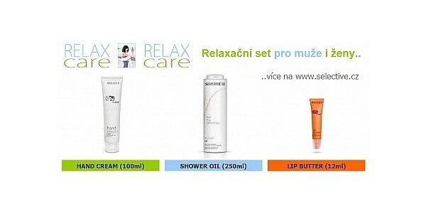 RELAX CARE set - pečuj o své tělo a vlasy se značkou Selective Professional