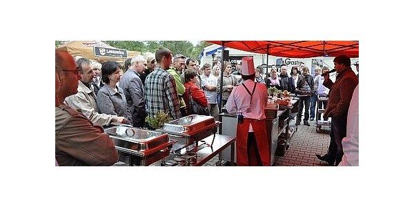 Vstup na setkání příznivců kvalitní gastronomie