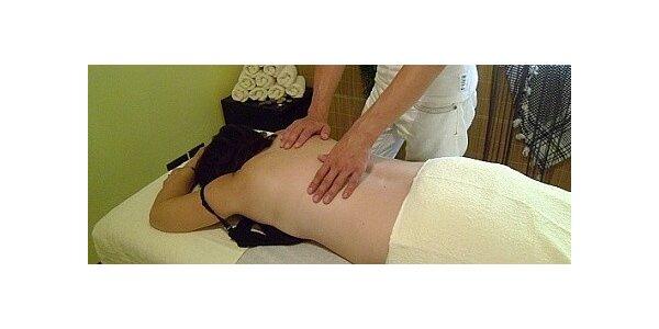 Relaxační masáž v délce 60 minut